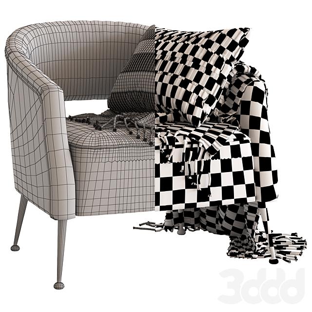 Cult Furniture Bella Armchair