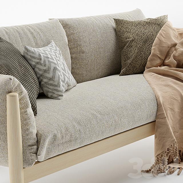 Tapio Sofa 2 seater