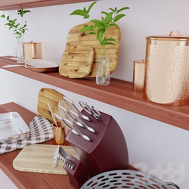 Kitchen Decorative set