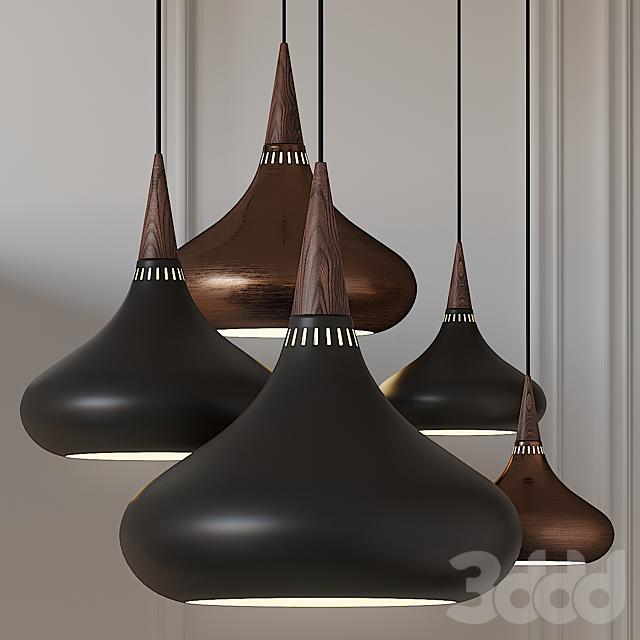 Потолочный Светильники от: FRITZ HANSEN