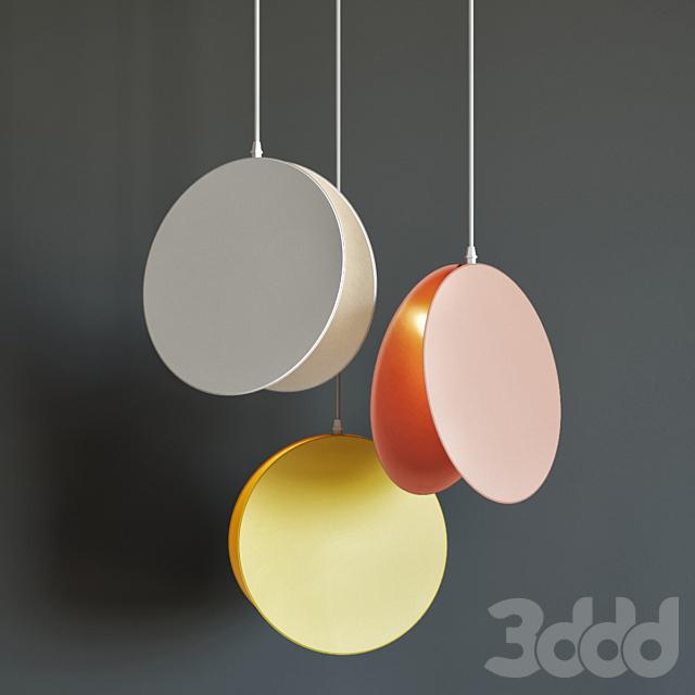 Подвесной светильник North Pendant Light by e15