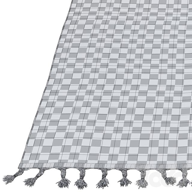 Scandinavian rugs set