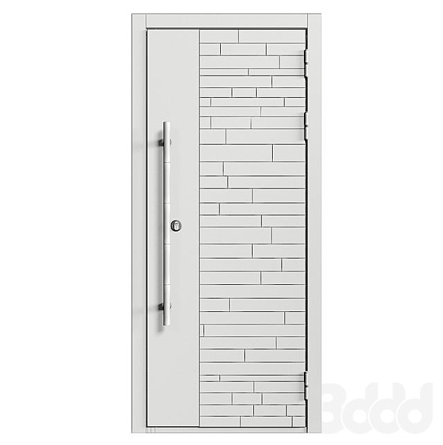 Входная дверь 8