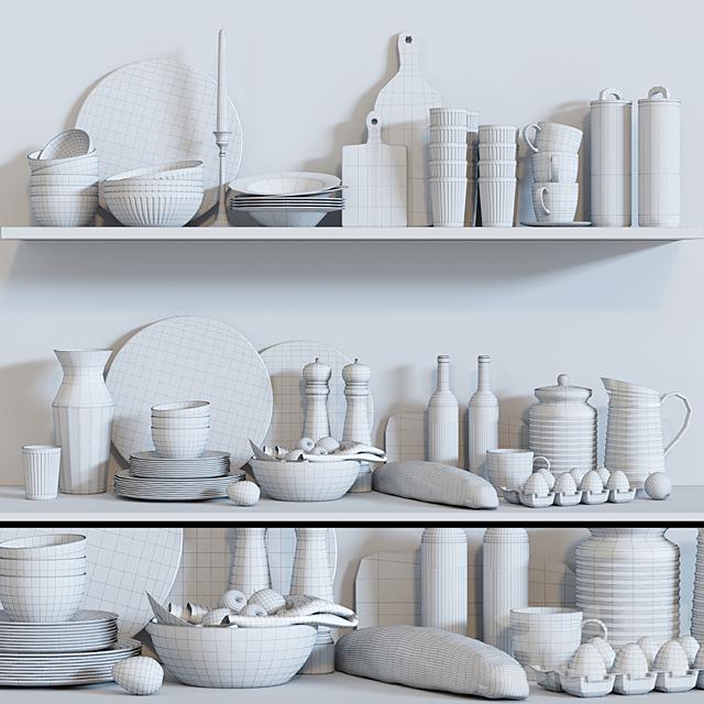 Декоративный набор для кухни 3