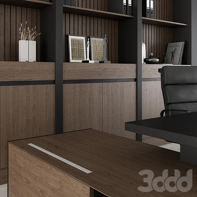 Office Furniture - boss set