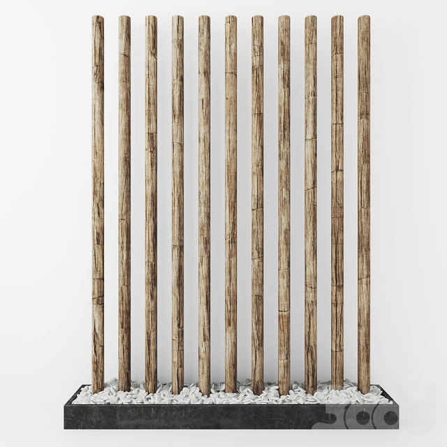 Ветки толстые на фундаменте / Branch thick fundament