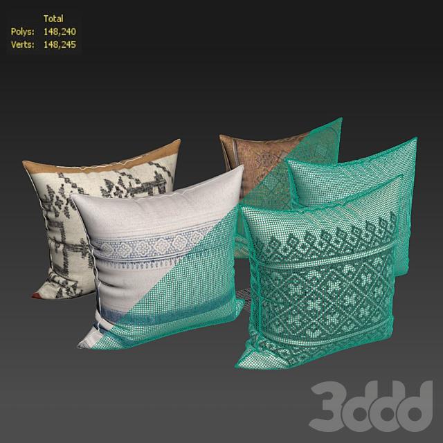 Decorative Pillow set 441
