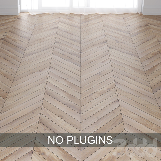 Basicline 8714 Parquet by FB Hout in 3 types