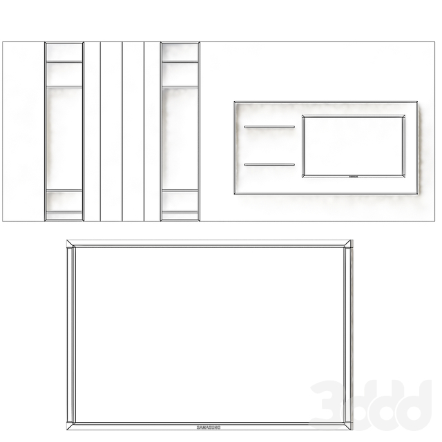 Wardrobe TV №4