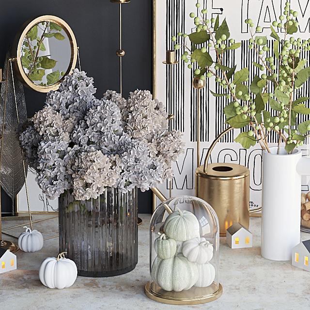 Осенний декоративный набор 6