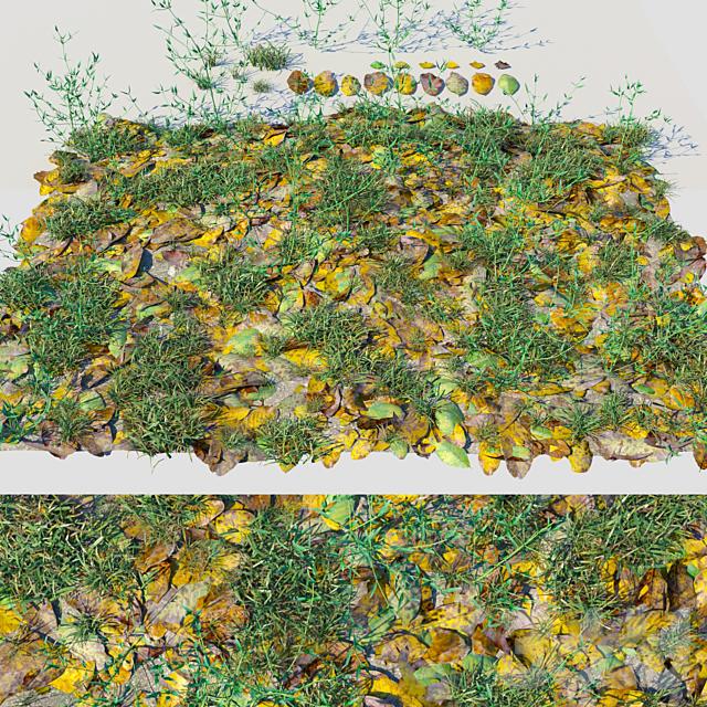 foliage set 2