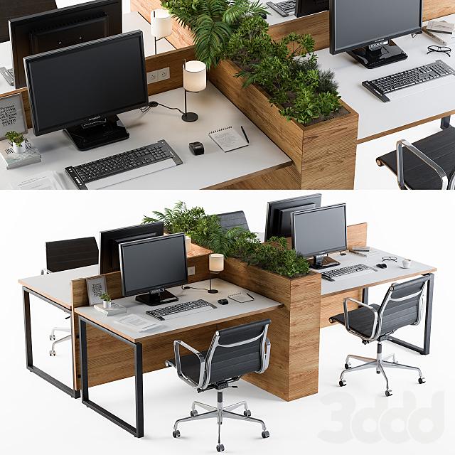 Office Furniture Flower Box