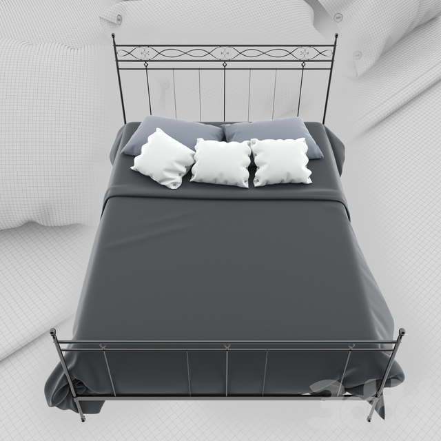 Cantori SIROLO Double bed