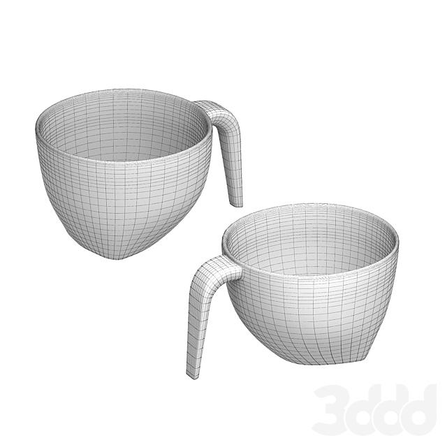 ARABIA EGO COFFEE CUP