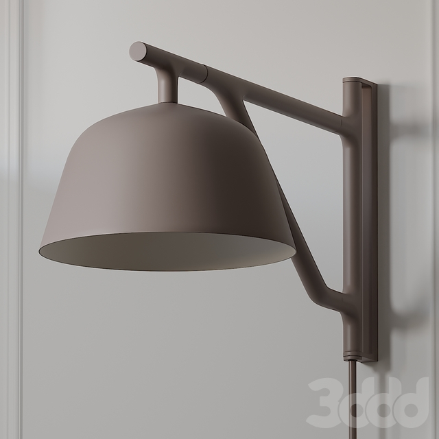 Ambit Wall Sconce by Muuto 4 Colors