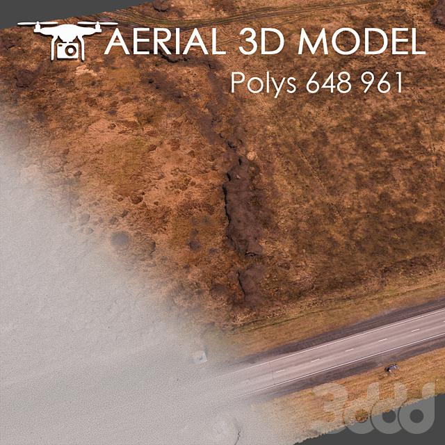 Aerial scan 22