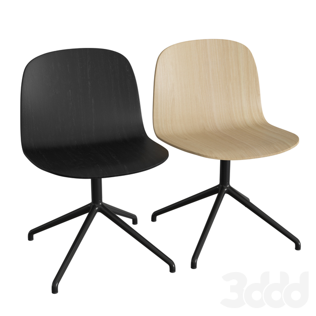 Visu Wide Chair Swivel