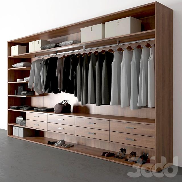 гардероб Poliform