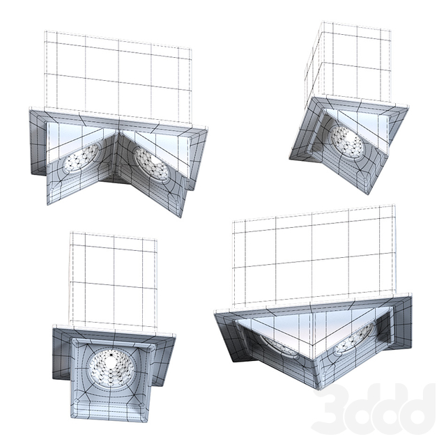 Modular Lighting Instruments QBINI ASY Прожектор