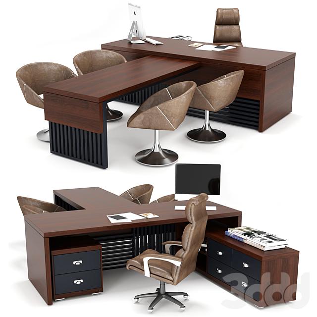 Стол руководителя ( Executive table)