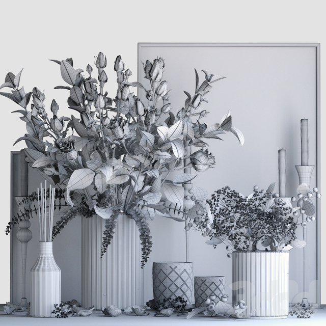 Декоративный набор 13