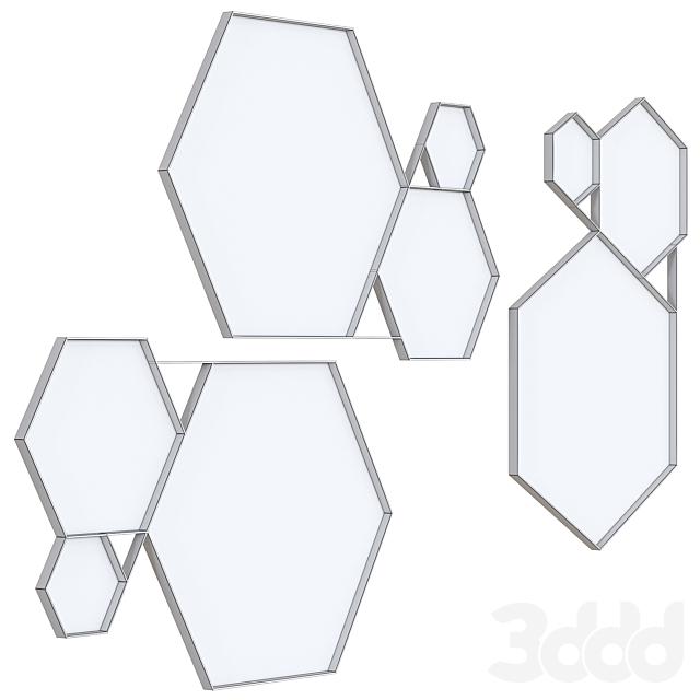 Selva Rockstar Mirrors Design Leonardo Dainelli