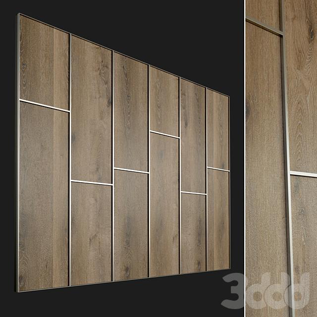 Стеновая панель из дерева. Декоративная стена. 73