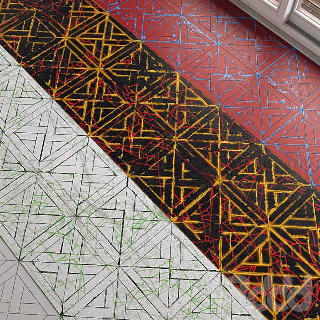 Floors set Hogart 005