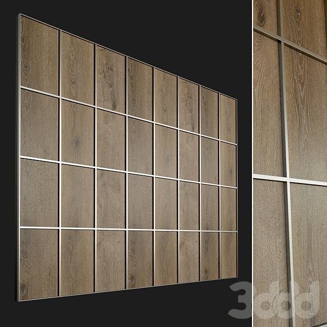 Стеновая панель из дерева. Декоративная стена. 76