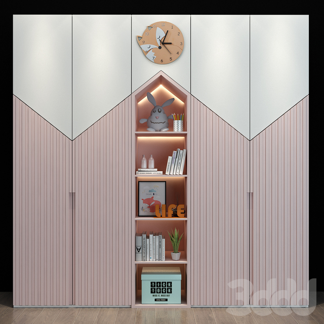 Furniture for a children 060