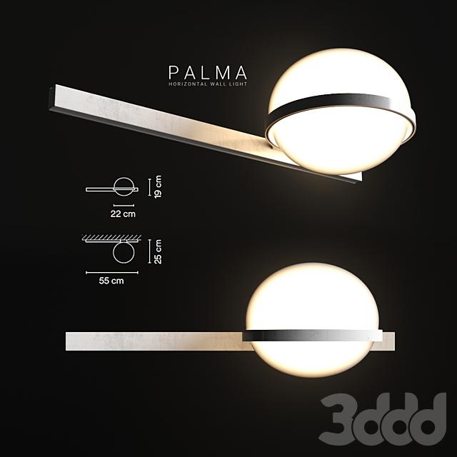 Wall light Vibia Palma 3700