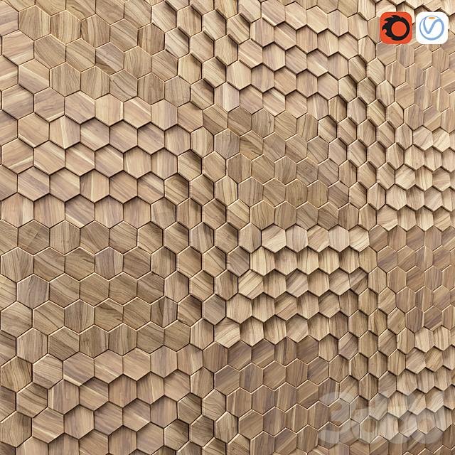Rhombus honwycomb