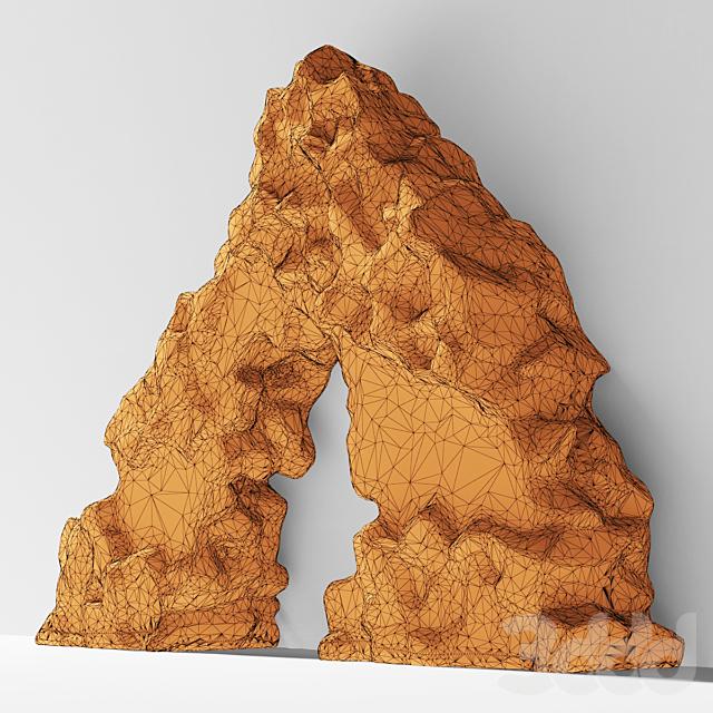 Rock sea arch / Морская скала арка
