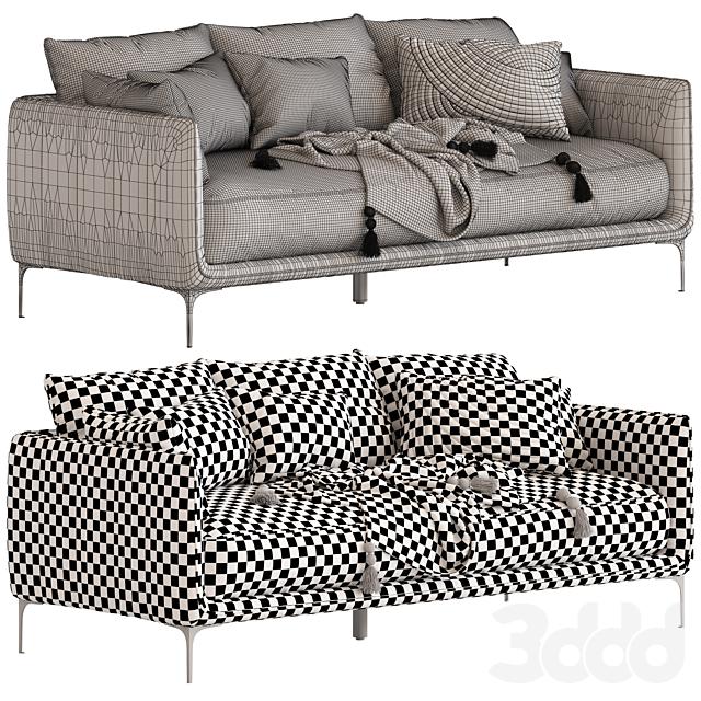 Freedom Andrea 3-Seater Sofa