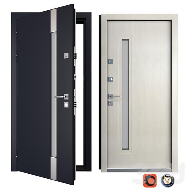 Входная металлическая дверь Rio (Zimen)