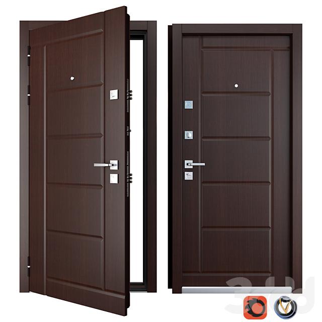 Входная металлическая дверь Stella VINORIT (Zimen)
