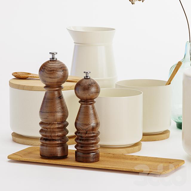 Kitchen Decorative set 043