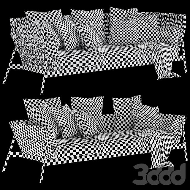 Sofa Roda Piper collection