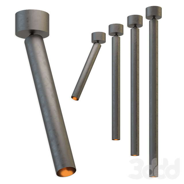 Cylinder Pendant By Apparatus