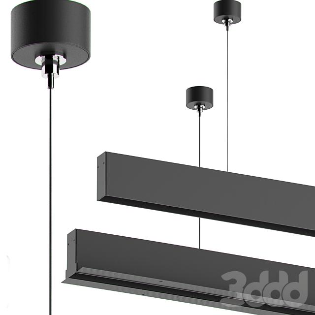 Трековый светильник DOT 12 от Forstlight