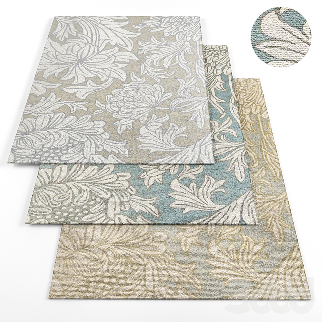 William Morris Rugs