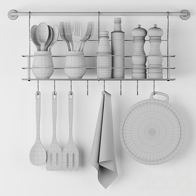 railing kitchen set