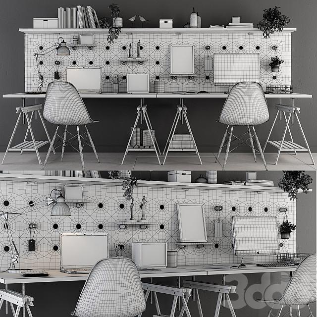Loft Style Office