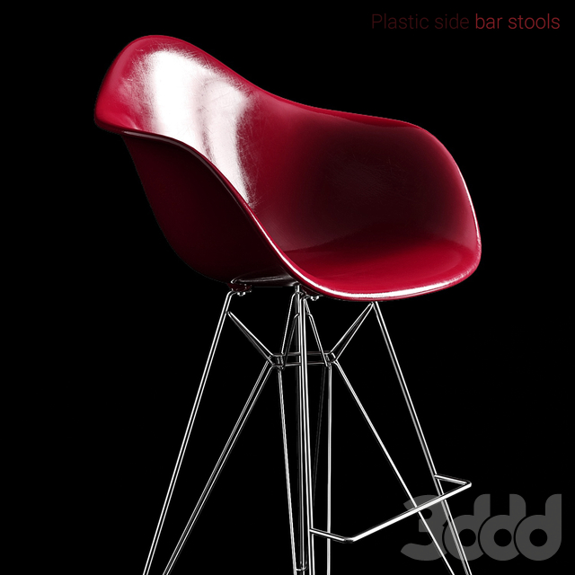 Bar stools Eames