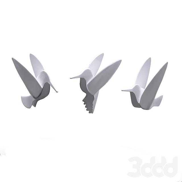 Декор для стен Hummingbird