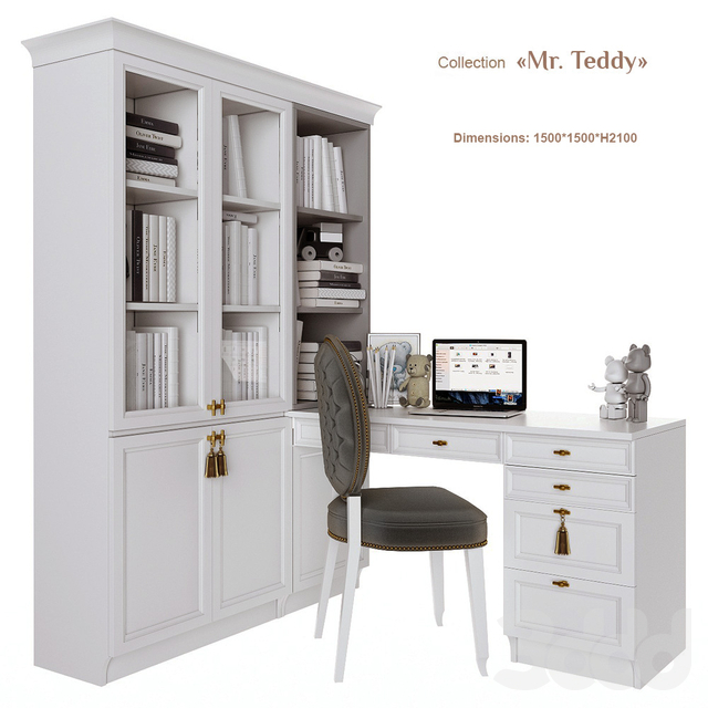 EFI Kid Concept /Mr. Teddy -рабочее место_2