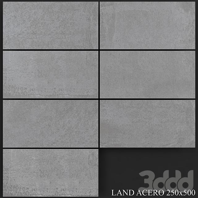 Keros Land Acero 250x500