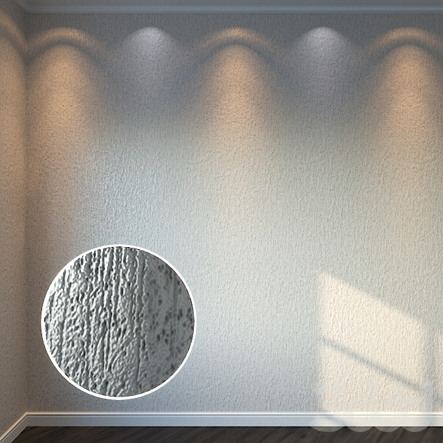 Декоративная Штукатурка 128 - 8K Материал