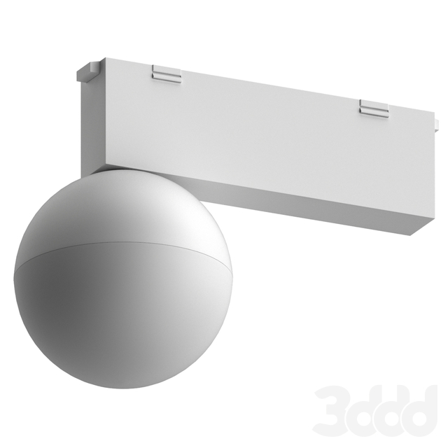 Трековый светильник Shar White от Forstlight