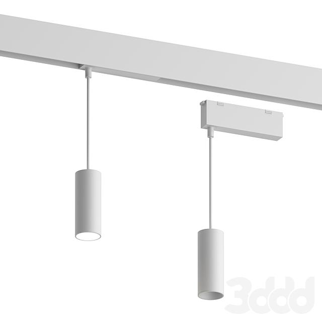 Трековый светильник Fat White от Forstlight